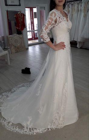 Продам свадебное платье,один раз одевала на свою свадьбу,