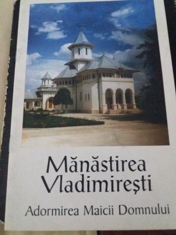 ghid turistic manastirea vladimiresti jud. galati
