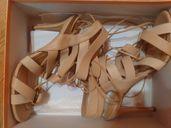 Италиански сандали Bianka Di-естествена кожа