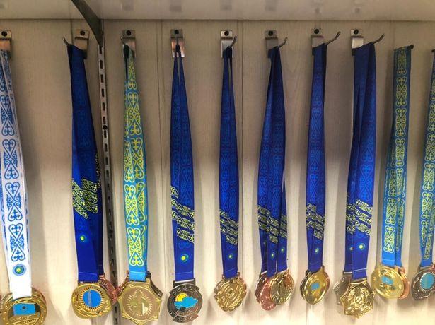 Медали для всех видов спорта в наличии