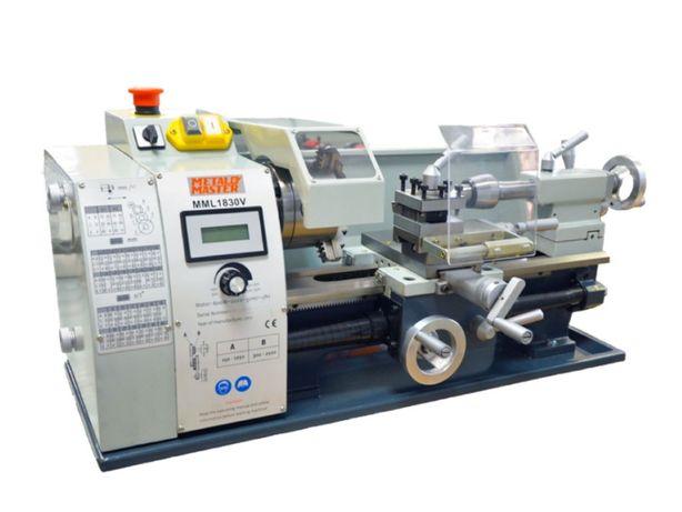 Настольный токарный станок Metal Master MML 1830V
