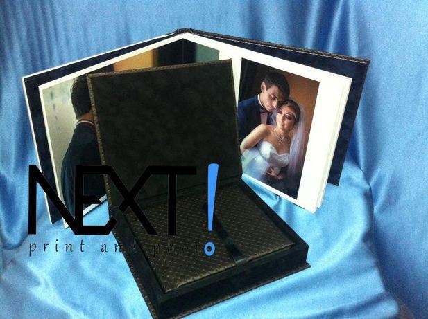 fotocarte pagini rigide+cutie la cel mai mic pret din Romania