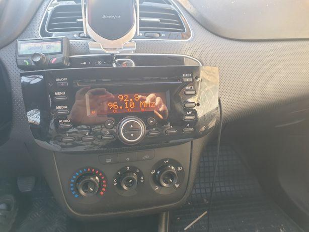 CD original fiat punto EVO 2010