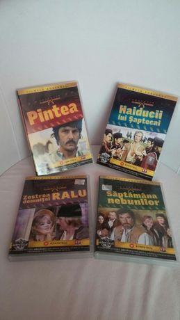 4 Dvduri Colectia Florin Piersic