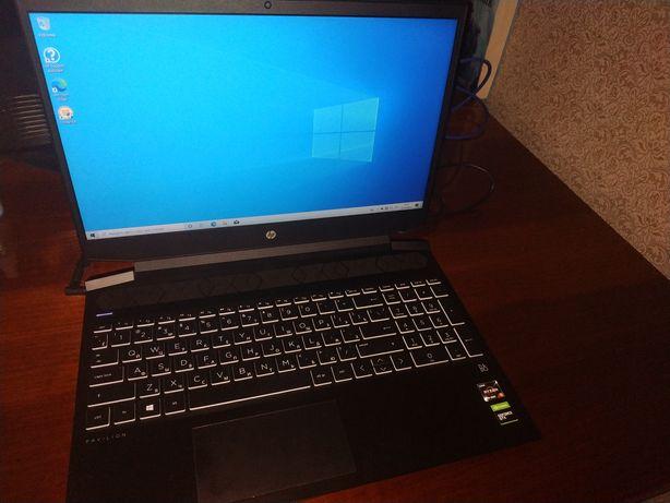 Игровой ноутбук HP Pavilion Gaming