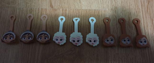 Clipsuri / Figurine DUBLURI din colectia Mega Clips Frozen II