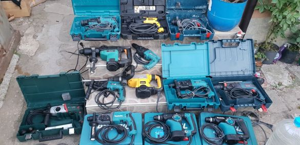 Перфоратор Makita , Bosch , Dewalt , Metabo , Hitachi