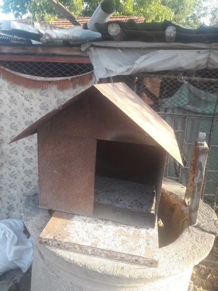 Къщичка за домашен любимец
