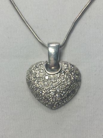 Pandantiv cu lant argint