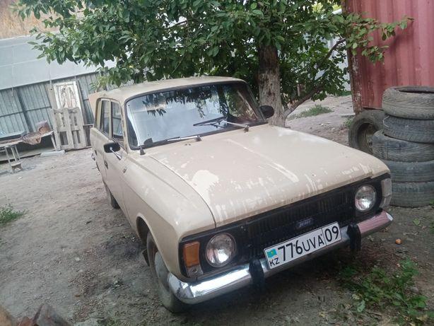 Москвич Иж-комби. 1991 г.