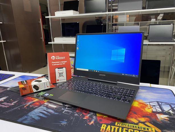 Мощный Игровой Ноутбук Lenovo Legion Y545 Core i5-9300HF! GTX 1660Ti