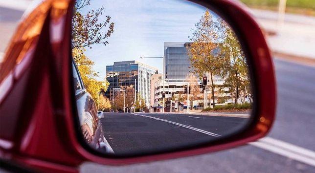 Автомобильные зеркала заднего вида. Зеркало заднего вида