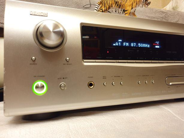 Denon AVR - 1509. Receiver A/V 5.1. Model superb. Ca nou, 10/10 !