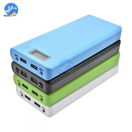 Външна Батерия Power Bank и батерии 18650