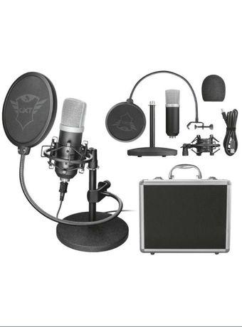 Профессиональный студийный микрофон