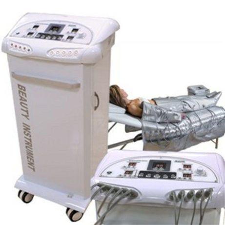 Пресотерапия 3 в 1 - пресотерапия -сауна-целутрон - бърза доставка