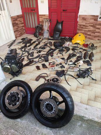 Yamaha Xj6 2012   xj600 diversion