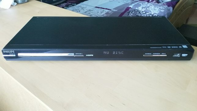DVD Player Phillips DVP5980 - cu telecomanda Originala