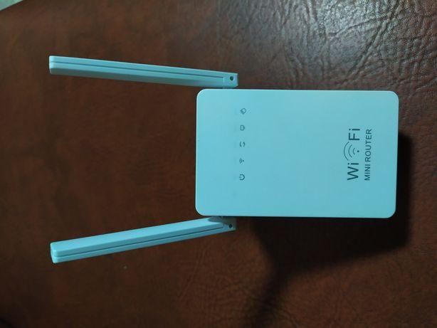 Самый Мощный Усилитель Wi-Fi сигнала для Дома Офиса Видео наблюдения