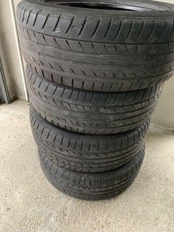 225/60/17 Dunlop run flat vara