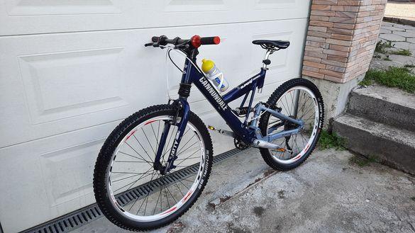 Планински велосипед Cannondale super V series