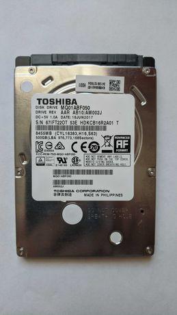 Hard Disk / HDD laptop Toshiba 500 Gb