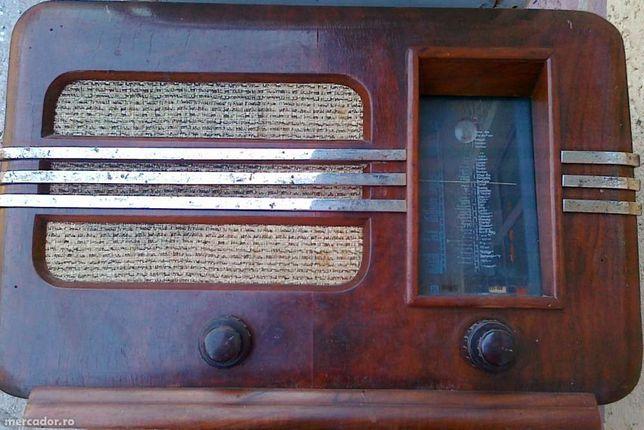 Radio Selectric Zerdik, anul 1937