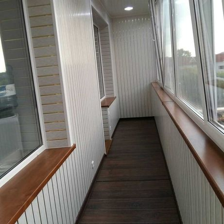 Ремонт балкона-БалконСервис Костанай