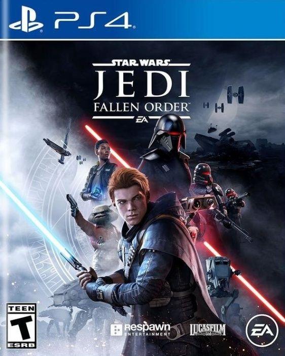 Star Wars Jedi Fallen Order для PlayStation 4 (PS4) новый диск русский Алматы - изображение 1