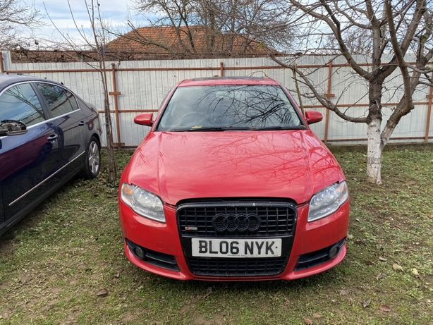 Dezmembrez Audi A4 b7 S-line