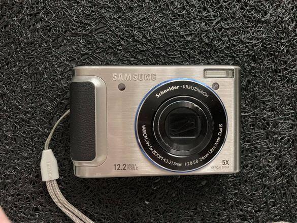 Цифров фотоапарат SAMSUNG DIGIMAX WB-1000 SILVER