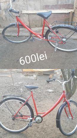 Biciclete aduse din Germania la doar 600lei si 400lei