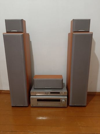 Sony SS-MF450H домашна аудио уредба