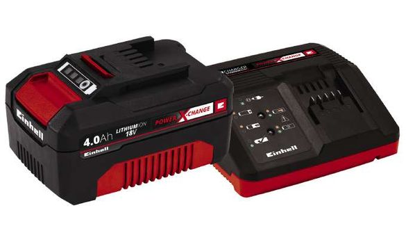 Стартов комплект POWER X-CHANGE 18 V / 4,0 AH