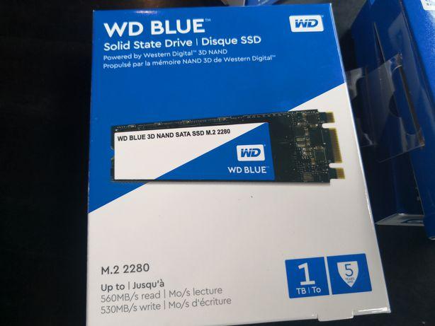 WD Blue SSD M.2  1TB sata m2280 3D NAND