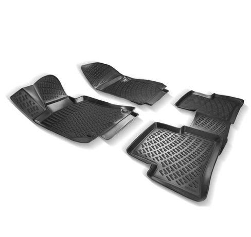 Нов комплект 3D гумени стелки тип леген за Volvo V50/S40 Волво В50 С40