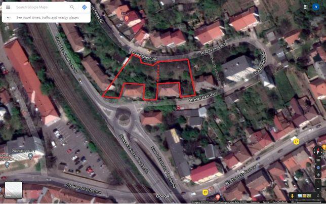 5 Terenuri ultracentrale de vânzare în zona Ecaterina Teodoroiu Oradea