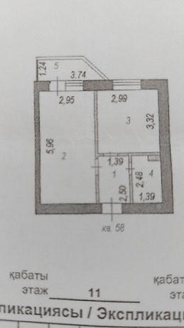 Квартира 1 комнатная в ЖК ЛЕЯ