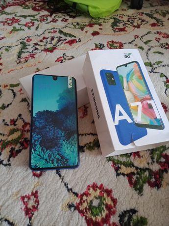 Samsung A71 новые