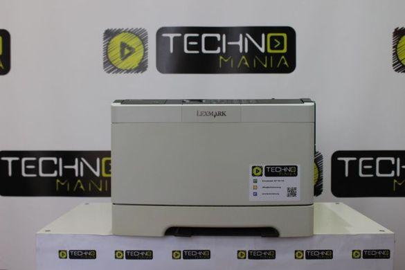 Реновиран/Лазерен принтер/принтер/Lexmark/CS410n/Цветен лазарен пр