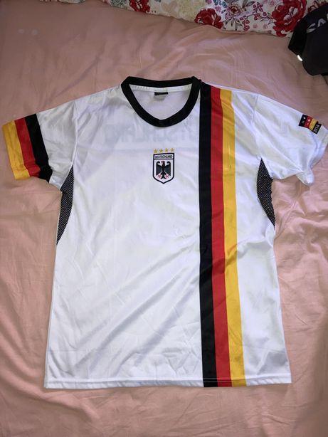 Tricou fotbal  Deutschland Germania Euro 2021