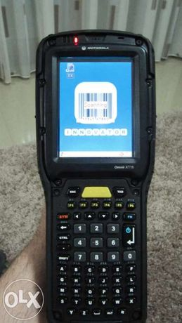 Motorola Psion Omnii XT15 mobile computer-Barcode