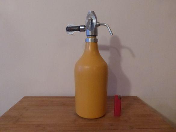 Сифон за газирана вода сода 1.5 литра