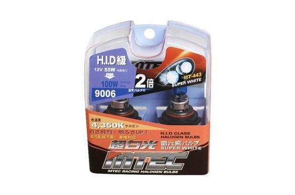 9006 HB4 Оригинални Японски Автомобилни Крушки MTEC HID 55W-100W 4350К