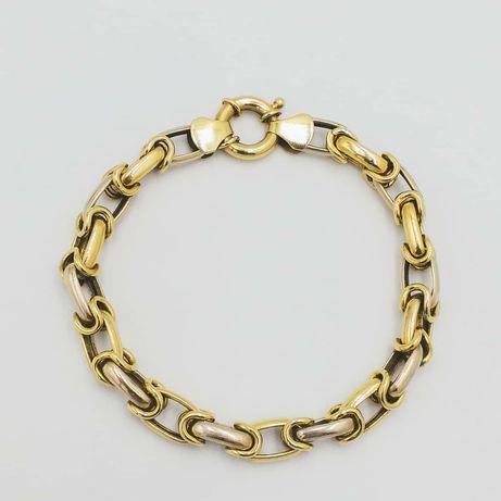Brățară dama din aur 14k