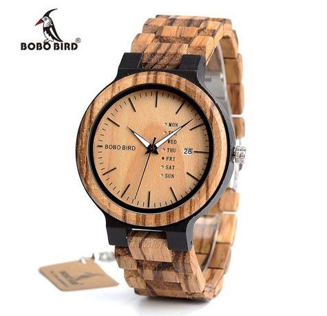 Продам новые деревянные часы от компании bobo bird