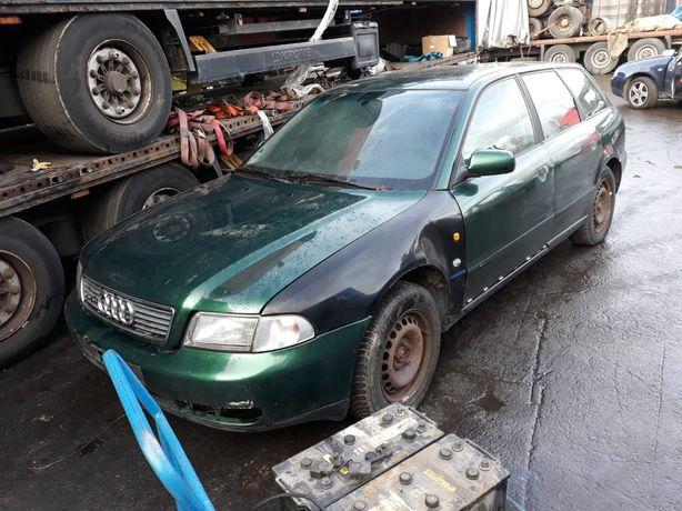 Audi a4 a6 по запчастям