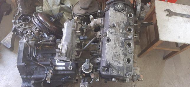Срочно продаю двигатель и коробка на хонду одиссей