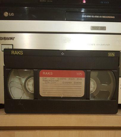 Copiere transfer caseta video VHS pe DVD sau Stick