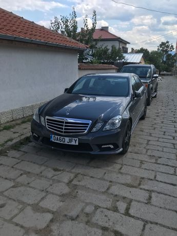 Mercedes W212 E200 OM651 На Части